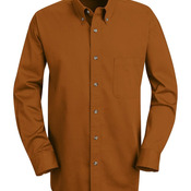 Meridian Long Sleeve Performance Twill Shirt