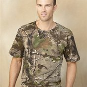 Realtree® Camouflage Short Sleeve T-Shirt