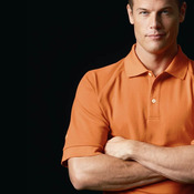 Golf ClimaLite® Stretch Pique Polo