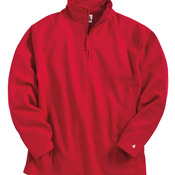 Performance Fleece Quarter-Zip Pullover
