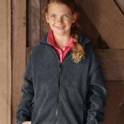 Youth Fleece Full-Zip Jacket